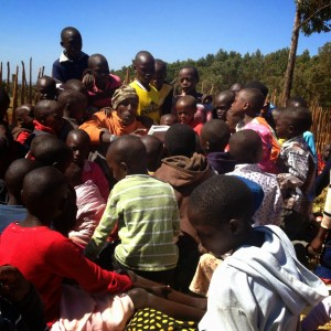 Kenya Ministry: Grace of God Children's Project